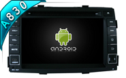 Android 8.1 For KIA SORENTO 2009-2011 (W2-RH7042)