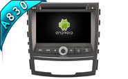 Android 8.1 For SSANGYONG KORANDO 2010-2013 (W2-RH7067)