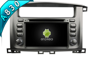Android 8.1 For TOYOTA LAND CRUISER 100 (W2-RH7071)