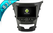 Android 8.1 For SSANGYONG KORANDO 2014 (W2-RH7068)