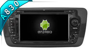 Android 8.1 For SEAT IBIZA 2009-2013 (W2-RH7004)