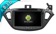 Android 8.1 For OPEL CORSA 2015 (W2-RH7075)
