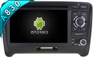 For Android 8.1 AUDI TT 2006-2015 (W2-RH7625)
