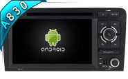 For Android 8.1 FOR AUDI A3 2003-2013 (W2-RH7623)