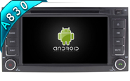 Android 8.1 For VW TOUAREG 2004-2011 (W2-RH7616)
