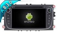 Android 8.1 For FORD Mondeo/Focus/S-max (W2-RH7628B)