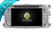 Android 8.1 For FORD Mondeo/Focus/S-max (W2-RH7628S)