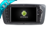 Android 8.1 For SEAT IBIZA 2009-2013 (W2-RH7632)
