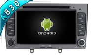 Android 8.1 For PEUGEOT 308 2008-2010 (W2-RH7647G)