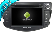 Android 8.1 For TOYOTA RAV4 2009 (W2-RH7665)