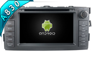 Android 8.1 For TOYOTA AURIS 2008-2012 (W2-RH7666)