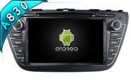 For Android 8.1 SUZUKI S-CROSS 2013-2015 (W2-RH7668)