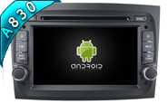 Android 8.1 For FIAT DOBLO 2015 (W2-RH7669)