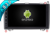 Android 8.1 For MERCEDES-BENZ A/B CLASS (W2-RH7690)