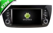 Android 8.1 For Deckless FIAT DOBLO (W2-K5533)