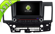 Android 9.0 FOR MITSUBISHI LANCER 2006-2013 (W2-RD5527)