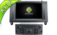 Android 9.0 For PEUGEOT 407 (W2-RD5588S)