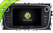 Android 9.0 For FORD MONDEO(2007-2013)/FOCUS(2008-2011)/ (W2-RD5762B)