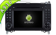 Android 9.0 For MERCEDES-BENZ A/B CLASS (W2-RD5716)