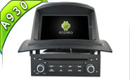 Android 9.0 For RENAULT MEGANE II 2005-2009 (W2-RD5522)