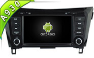 Android 9.0 For NISSAN QASHQAI/X-trail 2014-2016 (W2-RD5537B)