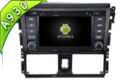 Android 9.0 For TOYOTA YARIS 2014 (W2-RD5752)