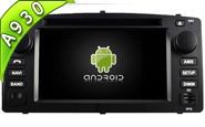 Android 9.0 For TOYOTA COROLLA 2004-2007 (W2-RD5512)