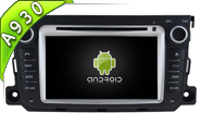 Android 9.0 For MERCEDES-BENZ SMART 2010-2014 (W2-RD5502)