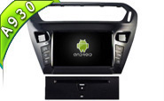 Android 9.0 For CITROEN ELYSEE/PEUGEOT 301 (W2-RD5695)