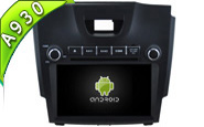 Android 9.0 For Chevrolet S10/ISUZU D-MAX (W2-RD5714B)