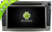 Android 9.0 For SUBARU LEGACY (W2-RD5780)