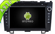 Android 10 For HONDA CRV 2006-2010 (W2-RDT5789)