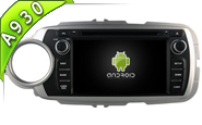 Android 9.0 For TOYOTA YARIS 2012 (W2-RD5748)