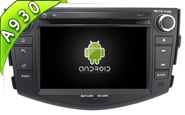 Android 9.0 For TOYOTA RAV4 2009 (W2-RD7665)