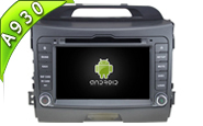Android 9.0 For KIA SPORTAGE 2010-2012 (W2-RD7637)