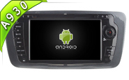 Android 9.0 For SEAT IBIZA 2009-2013 (W2-RD7632)
