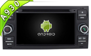 Android 9.0 For FORD FOCUS 2004-2008 (W2-RD7631B)