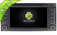 Android 9.0 For VW TOUAREG 2004-2011 (W2-RD7616)