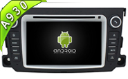 Android 9.0 For MERCEDES-BENZ SMART 2010-2015 (W2-RD7614)
