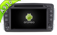 Android 9.0 For MERCEDES-BENZ C CLASS W203 (W2-RD7612)