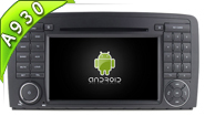 Android 9.0 For MERCEDES-BENZ R-W251/R280/R300/R320/R350/R500(2006-2016) (W2-RD7609)