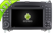 Android 9.0 For MERCEDES-BENZ A/B CLASS (W2-RD7607)