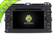 For Android 9.0 TOYOTA PRADO 120 (W2-RD7640)