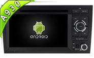 Android 9.0 FOR AUDI A4 2002-2008 (W2-RD7624)