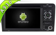 For Android 9.0 FOR AUDI A3 2003-2013 (W2-RD7623)