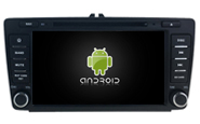 Android 8.0 For SKODA OCTAVIA 2009-2015 (W2-V7673)