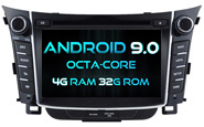 Android 9.0 For HYUNDAI I30 2012 (W2-RV5724)