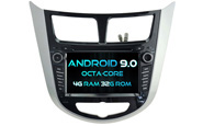 Android 9.0 For HYUNDAI VERNA (W2-RV5711)