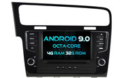 Android 9.0 For VOLKSWAGEN GOLF 7 (W2-RV5521)