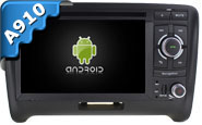 Android 9.0 For AUDI TT 2006-2015 (W2-RVF7625)